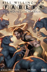 Fables Werewolves