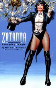 Zatanna Everyday Magic