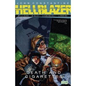Hellblazer Death Cigarettes
