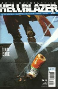 Hellblazer Final Issue