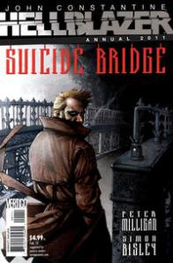 Hellblazer Suicide Bridge