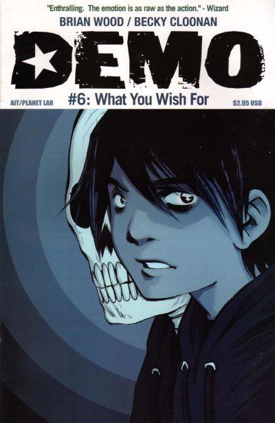 Demo #6 Cover