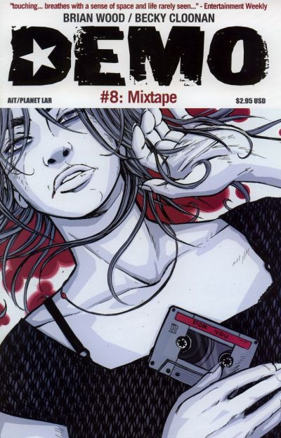 Demo #8 Cover