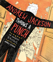Andrew Jackson Throws Punch