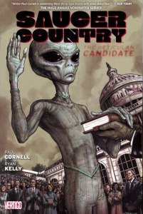 Saucer Country 2