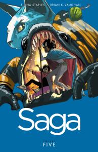 Saga 5
